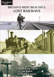 Britain's Most Beautiful Lost Railways, DVD