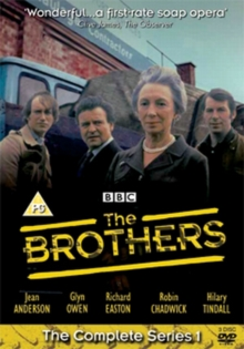 The Brothers: The Complete Series 1, DVD