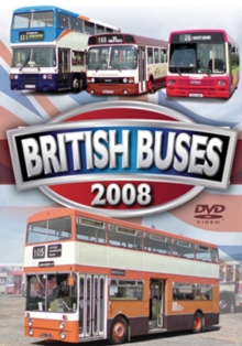 British Buses 2008, DVD