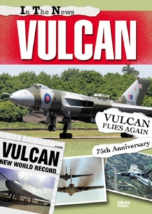 Vulcan in the News, DVD