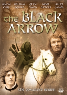 The Black Arrow: The Complete Series, DVD