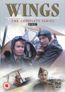 Wings: The Complete Series 1 and 2, DVD  DVD
