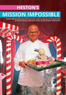 Heston's Mission Impossible, DVD
