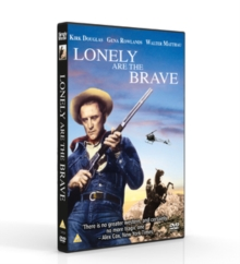 Lonely Are the Brave, DVD