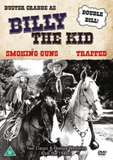 Billy the Kid Double Bill: Smoking Guns/Trapped, DVD