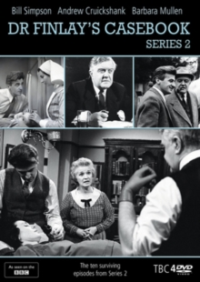 Dr Finlay's Casebook: Series 2, DVD