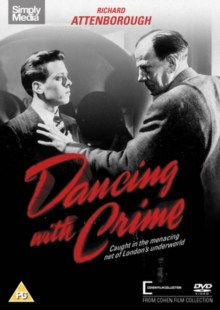 Dancing With Crime, DVD