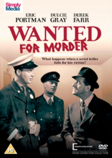Wanted for Murder, DVD