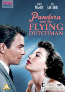 Pandora and the Flying Dutchman, DVD