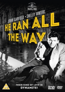 He Ran All the Way, DVD