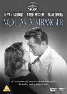 Not As a Stranger, DVD