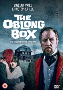 The Oblong Box, DVD