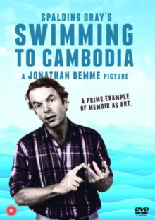 Swimming to Cambodia, DVD