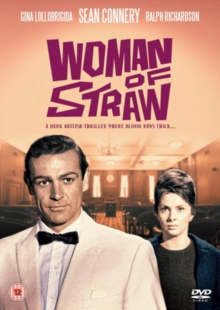 Woman of Straw, DVD