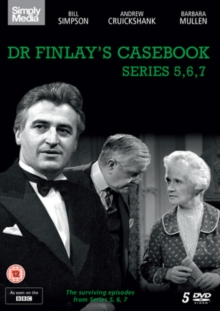 Dr Finlay's Casebook: Series 5, 6 and 7, DVD