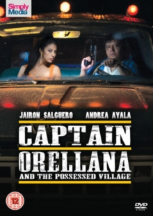 Captain Orellana and the Possessed Village, DVD  DVD