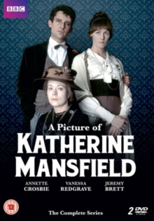 A   Picture of Katherine Mansfield: The Complete Series, DVD