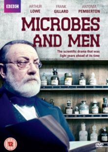 Microbes and Men, DVD  DVD
