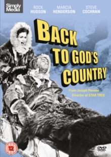 Back to God's Country, DVD