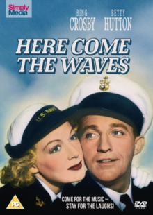 Here Come the Waves, DVD DVD