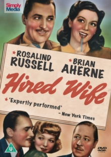 Hired Wife, DVD