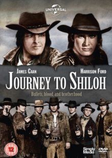 Journey to Shiloh, DVD DVD