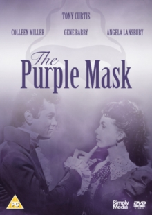 The Purple Mask, DVD