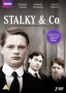 Stalky & Co., DVD