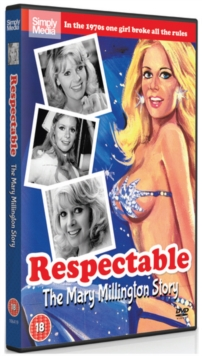 Respectable - The Mary Millington Story, DVD