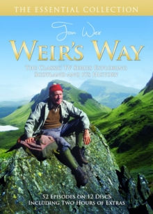 Weir's Way: The Essential Collection, DVD DVD