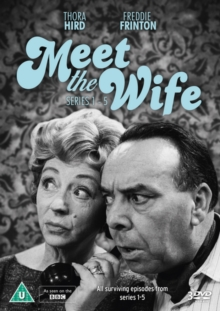 Meet the Wife: Series 1-5, DVD