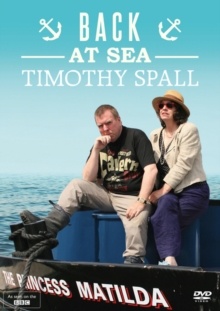 Timothy Spall: Back at Sea, DVD