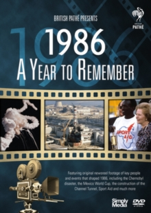 A   Year to Remember: 1986, DVD