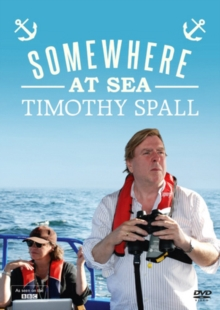 Timothy Spall: Somewhere at Sea, DVD DVD