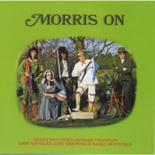 Morris On, CD / Album