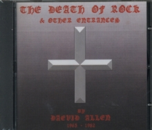 The Death of Rock and Other Entrances, CD / Album