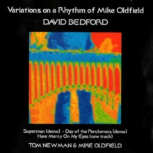 Variations On a Rhythm of Mike Oldfield, CD / Album