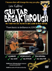 Guitar Breakthrough, DVD  DVD