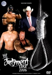 WWE: Judgement Day - 2006, DVD  DVD