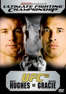 Ultimate Fighting Championship: 60 - Hughes Vs Gracie, DVD