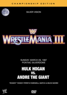 WWE: Wrestlemania III - The Championship Edition, DVD