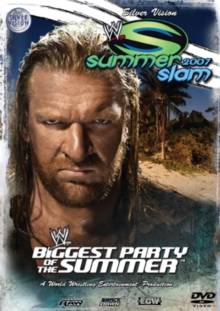 WWE: Summerslam 2007, DVD