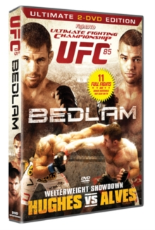 Ultimate Fighting Championship: 85 - Bedlam, DVD
