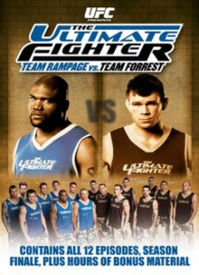 Ultimate Fighting Championship: The Ultimate Fighter - Series 7, DVD