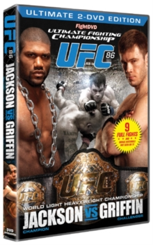 Ultimate Fighting Championship: 86 - Jackson Vs Griffin, DVD