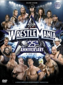 WWE: Wrestlemania 25, DVD