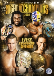 WWE: Night of Champions 2009, DVD