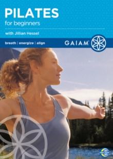 Gaiam Pilates for Beginners, DVD