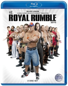 WWE: Royal Rumble 2010, Blu-ray