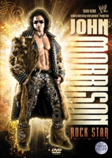 WWE: John Morrison - Rock Star, DVD  DVD